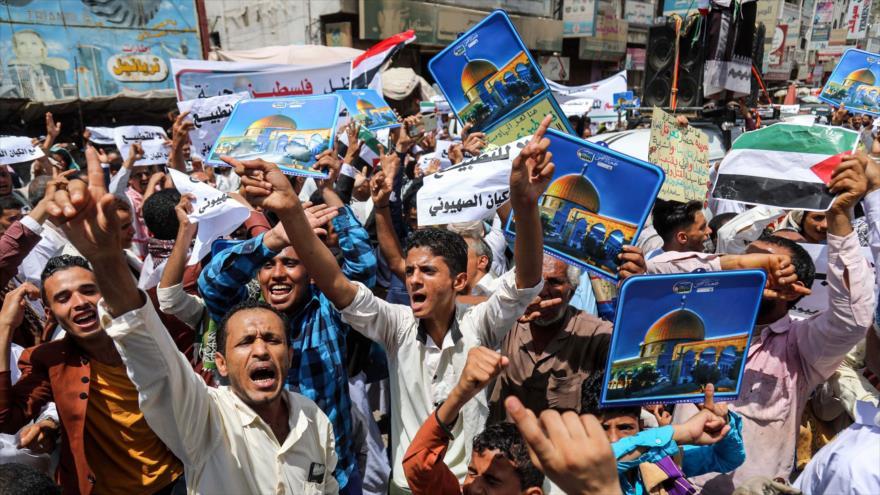 Yemen se opone tajantemente a la normalización de lazos con Israel | HISPANTV