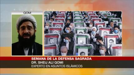 Imam Jomeini convirtió la guerra con Irak en una victoria para Irán