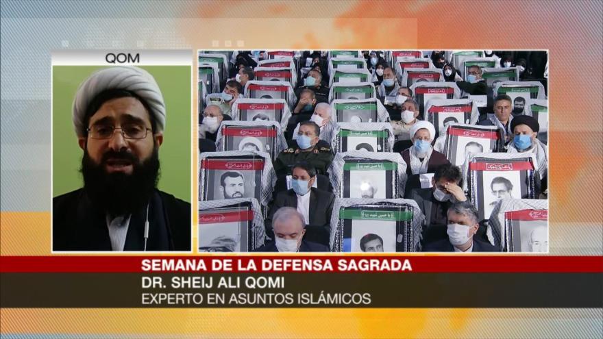 Qomi: Imam Jomeini convirtió la guerra impuesta por Irak en una victoria para Irán