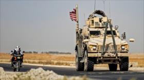 EEUU envía otros 60 vehículos militares a una zona petrolera siria