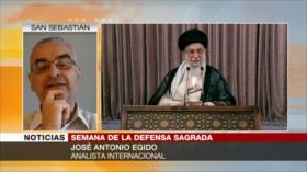Egido: Guerra de Irak con Irán unió a los iraníes