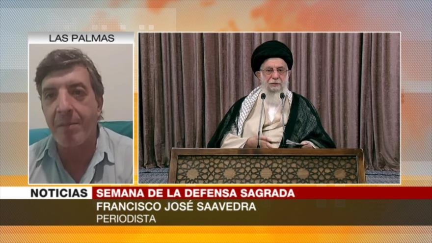Saavedra: Irán salió fortalecido de la guerra impuesta por Irak | HISPANTV