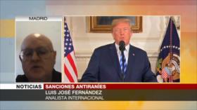 """""""Sanciones unilaterales de EEUU reflejan su fracaso y aislamiento"""""""