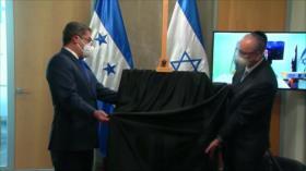 Honduras confirma su intromisión y ofensa al pueblo palestino