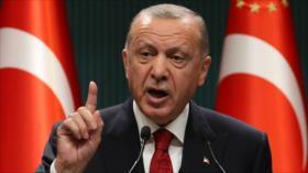 Erdogan: El Mediterráneo será tumba de quienes ignoren a Turquía