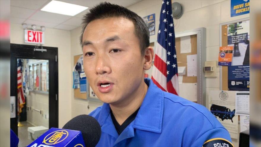 EEUU detiene a un uniformado de Nueva York por espiar para China   HISPANTV