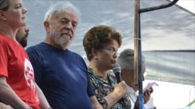 Lula critica a Bolsonaro por ocuparse de Venezuela en vez de Brasil