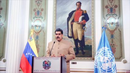 Discurso de Maduro ante la ONU aclara quién preside Venezuela