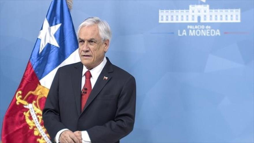 Piñera justifica protestas en Chile: Hubo marchas en Latinoamérica | HISPANTV