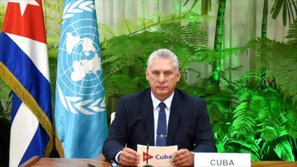 Cuba denuncia que EEUU apoya derrocamiento de gobiernos soberanos