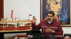"""Maduro crea comando """"secreto"""" para proteger a Venezuela de EEUU"""