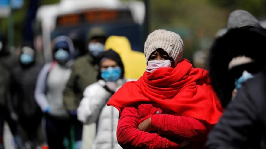 Minorías latinas y africanas son las más afectadas por el coronavirus en EE.UU.