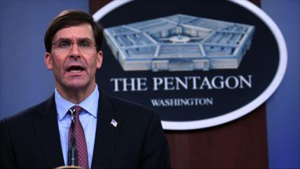 Pentágono gastó fondos de lucha contra COVID-19 en armas