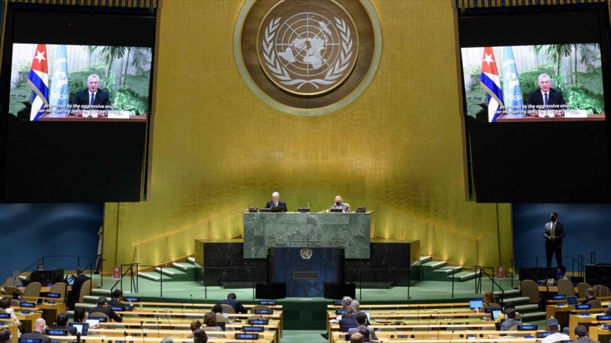 Líderes latinoamericanos intervienen en la Asamblea General de ONU