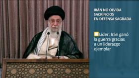 PoliMedios: Irán no olvida sacrificios en Defensa Sagrada