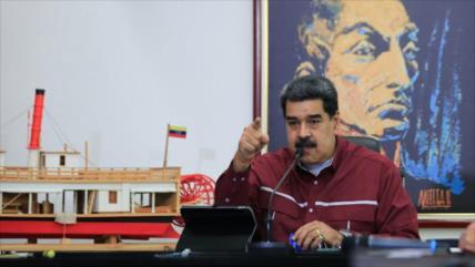 Maduro repudia sanciones de EEUU contra candidatos opositores