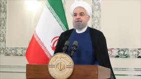 Rohani: Próximo Gobierno de EEUU se verá obligado a rendirse ante Irán
