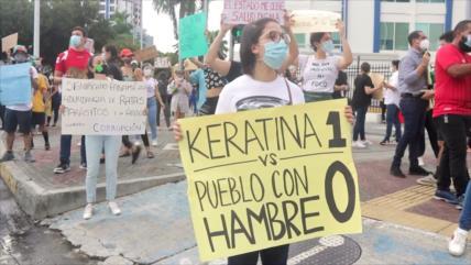 Entre la crisis social y la lucha por un nuevo pacto en Panamá