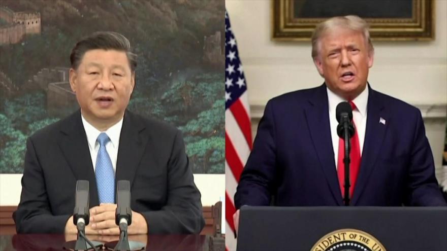 Rechazo a la hegemonía. Tensión EEUU-China. Latinoamérica en AGNU - Boletín: 12:30 - 23/09/2020