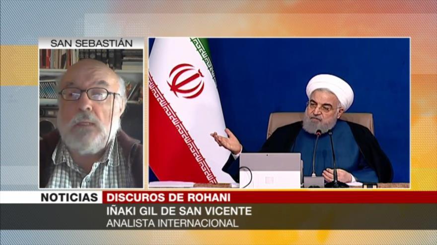 """""""Irán con resistencia ha superado las sanciones de EEUU"""""""