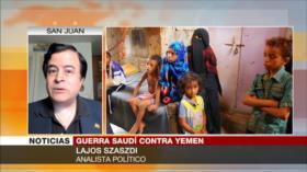 """Szaszdi: """"Bombardeos de terror"""" de Arabia Saudí no pueden con Yemen"""
