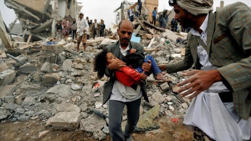 Impactante cifra: Agresión saudí deja 17 000 yemeníes muertos | HISPANTV