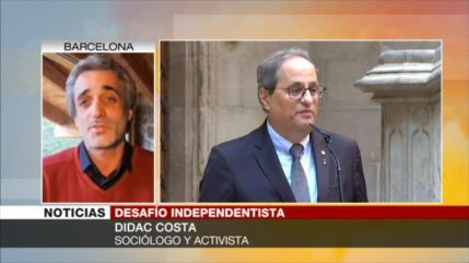 Costa: Torra busca su relevo para relanzar causa catalana en la UE