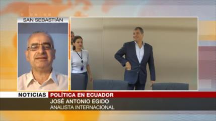 """""""Moreno elimina a Correa porque la mayoría quiere votar por él"""""""