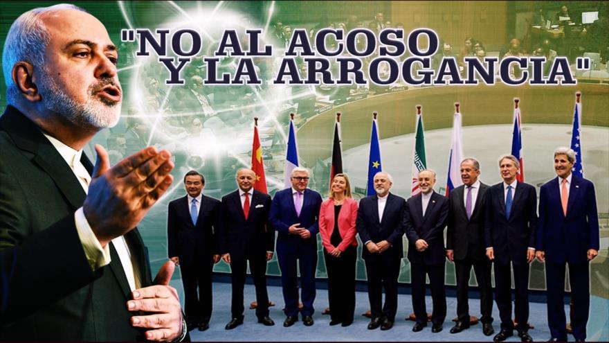 Detrás de la Razón: Fin de la hegemonía y la arrogancia, mensaje de Irán
