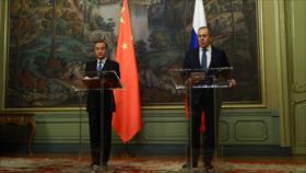 Irán destaca el papel de Rusia y China ante sabotajes de EEUU