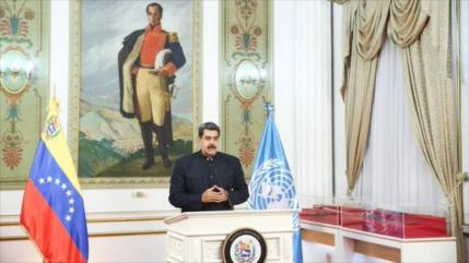 Nicolás Maduro pide el fin de la ocupación israelí