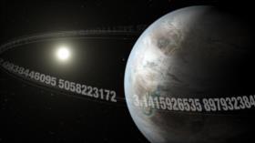 Descubren un exoplaneta que tarda pi días en completar su órbita
