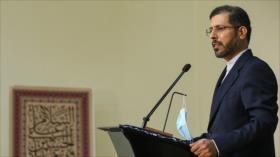 Irán: Politiquería de EEUU y Europa asestó el peor golpe a DDHH