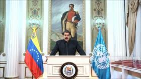 Crisis siria. Discurso de Maduro. Protestas en EEUU - Boletín: 01:30 - 24/09/2020
