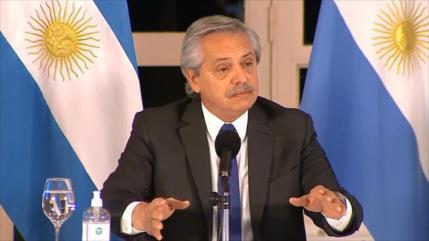 Argentina denuncia que Áñez la involucre en crisis boliviana