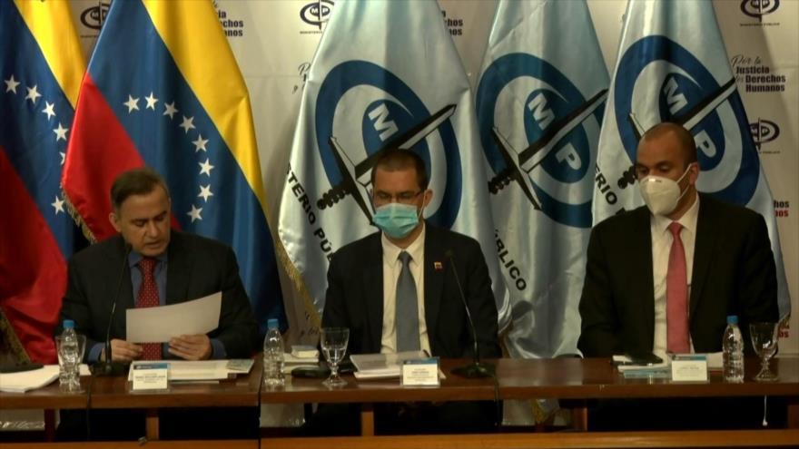 Presentan un informe sobre la situación de DDHH en Venezuela
