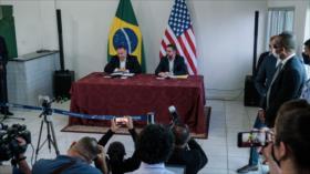 Senado brasileño pide explicación al canciller por visita de Pompeo