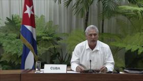 """Cuba """"no renunciará a su soberanía"""" pese a sanciones de EEUU"""