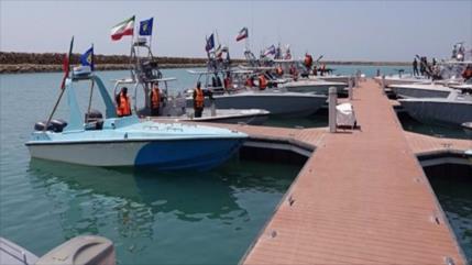 Irán abre nueva base en estrecho de Ormuz con ojos puestos en EEUU
