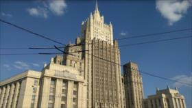 Bulgaria expulsa a dos rusos; Moscú amenaza con represalias