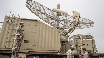 Ejército iraní presenta dos nuevos radares de fabricación nacional