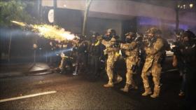 Disparos y detenciones, así responde EEUU a protestas por Taylor