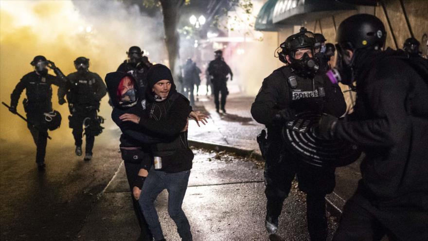 Protestas en EEUU. Plebiscito en Chile. Lazos Irán-México - Boletín: 01:30 - 26/09/2020