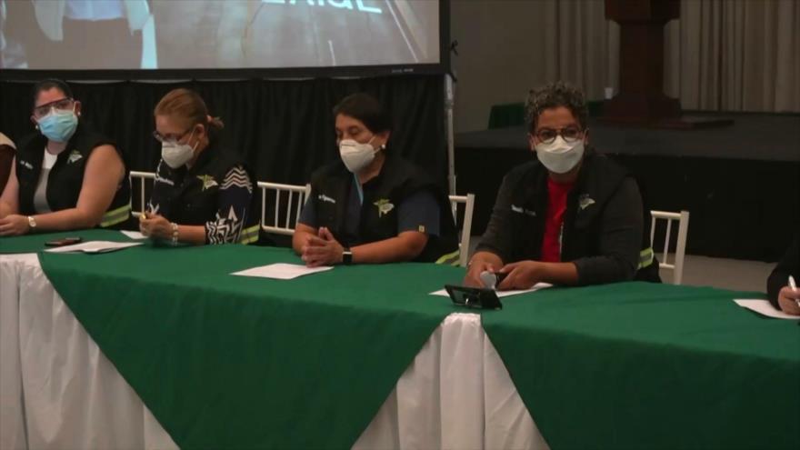 Médicos hondureños advierten sobre un rebrote de COVID-19