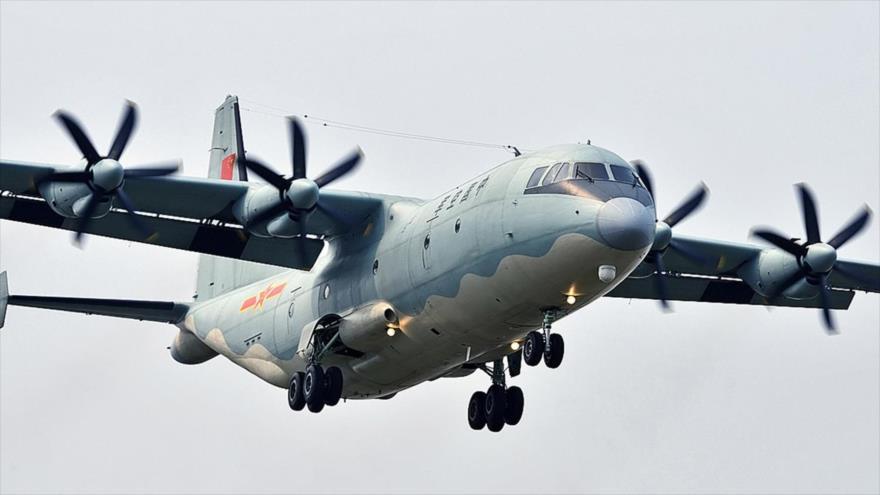 Tensión al máximo: Aviones chinos vuelan sobre Taiwán | HISPANTV