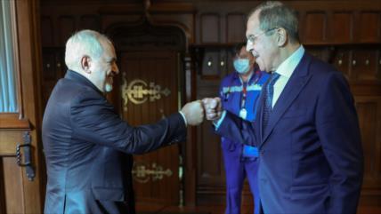 Irán y Rusia no cederán ante exigencias ilegítimas de EEUU