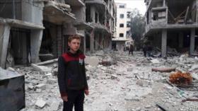 Crisis provocó daños por valor de $442 000 000 en Siria