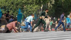 Vídeo: Vean cómo los terroristas masacraron a civiles en Irán