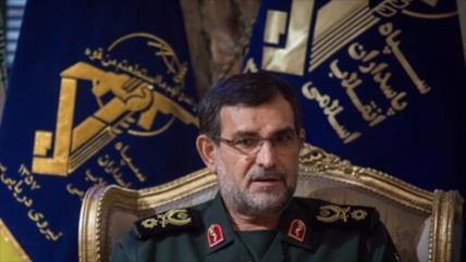 Irán tiene drones que vigilan el Golfo Pérsico de día y de noche