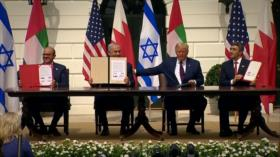 """Irán Hoy: Acuerdos """"Abraham"""""""
